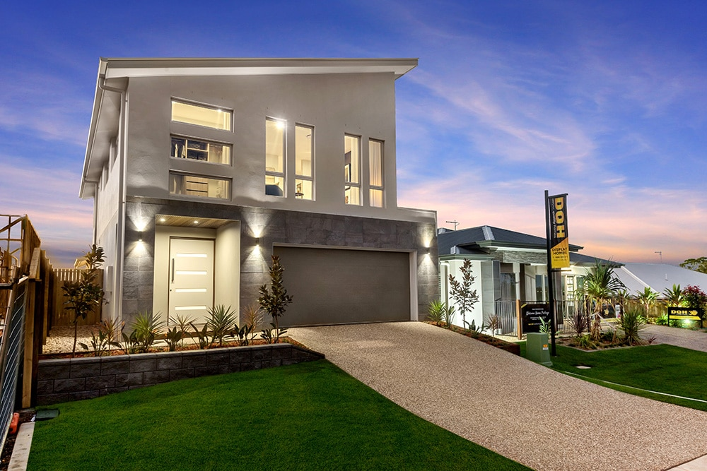 External features to consider when designing a new home