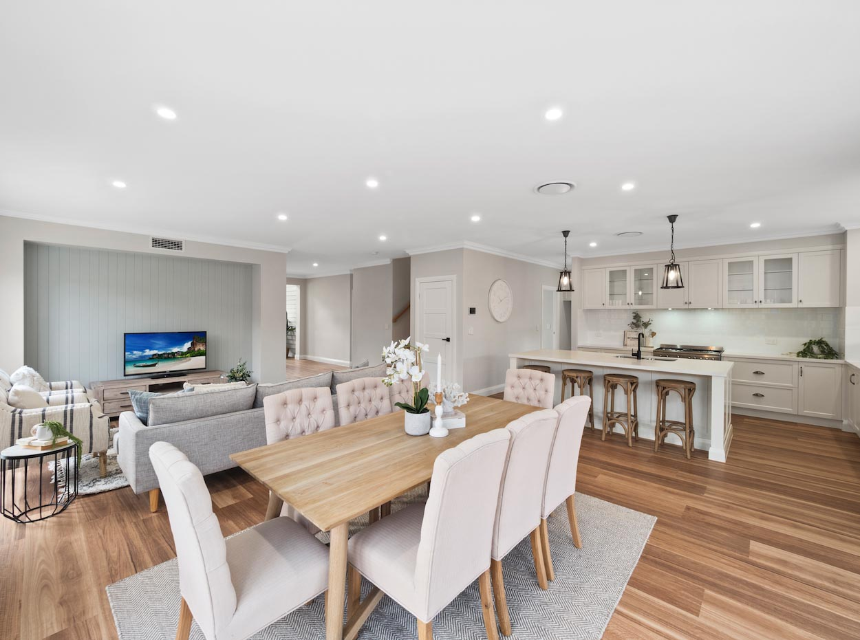 Internal features to consider when building a new home